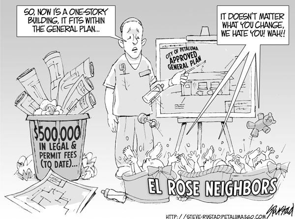2009-10-01 El Rose NIMBYs