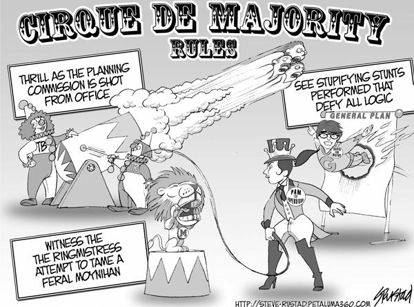 2009-11-12 Cirque de Majority