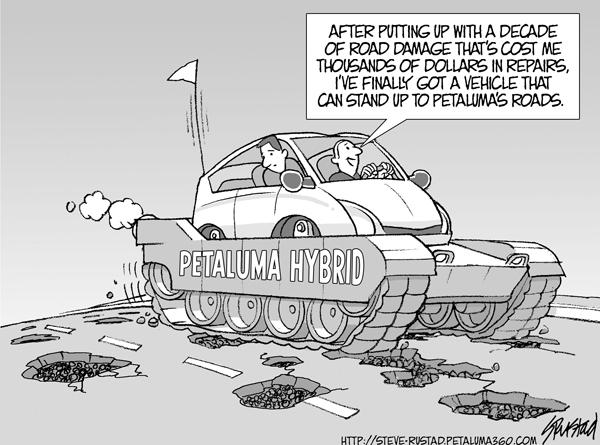 2010-02-04 Petaluma Hybrid