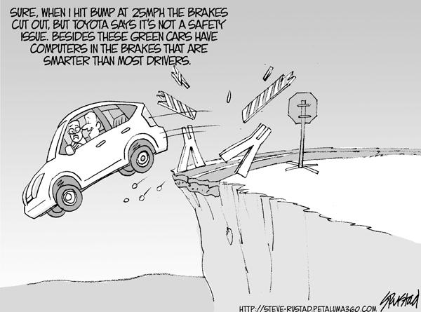 Prius Brakes