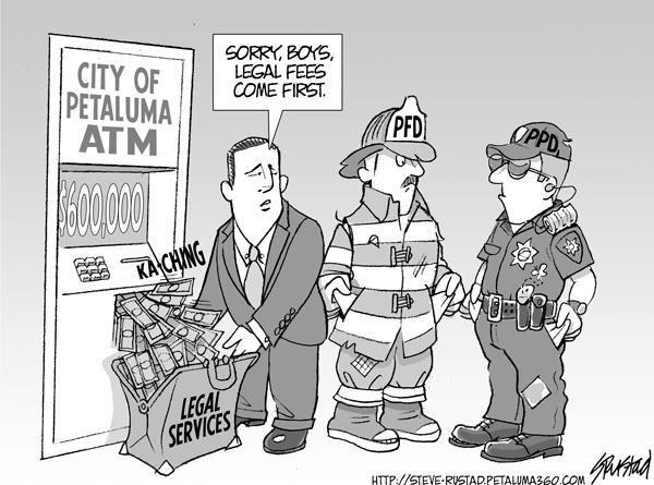 2010-03-11 Petaluma Legal Bills